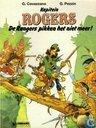 Bandes dessinées - Captain Rogers - De Rangers pikken het niet meer!