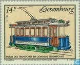 Postage Stamps - Luxembourg - Museums
