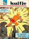 Comic Books - Alix - De laatste Spartaan