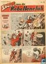 Strips - Sjors van de Rebellenclub (tijdschrift) - 1956 nummer  52