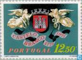 Stadsrechten Castelo-Branco 200j