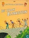 Strips - Piet Pienter en Bert Bibber - De zaak Blinkstein