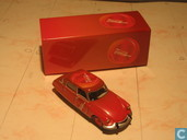 Voitures miniatures - Johnny Lightning - Citroën DS 19 'Coca Cola'