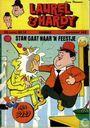 Strips - Laurel en Hardy - bevroren