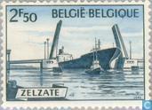 Briefmarken - Belgien [BEL] - Zelzate