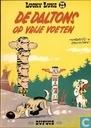 Strips - Lucky Luke - De Daltons op vrije voeten