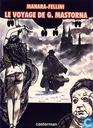 Bandes dessinées - Voyage de G. Mastorna, Le - Le voyage de G. Mastorna