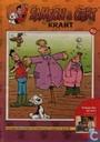 Bandes dessinées - Samson & Gert krant (tijdschrift) - Nummer  60