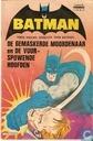 Bandes dessinées - Batman - De gemaskerde moordenaar + De vuurspuwende hoofden
