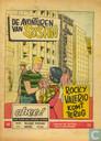 Comic Books - Ohee (tijdschrift) - Rocky Valerio komt terug