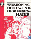 Comic Books - Koning Hollewijn - Koning Hollewijn & de mensenhater