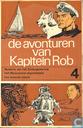 Comic Books - Kapitein Rob - De avonturen van Kapitein Rob 4