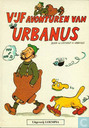 Strips - Urbanus [Linthout] - Vijf avonturen van Urbanus
