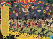 50 Raleigh-fietsen voor de prijswinnaars