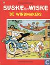 Comics - Suske und Wiske - De windmakers