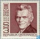 Postage Stamps - Austria [AUT] - Jodok Fink,  50 jaar