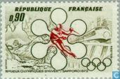 Briefmarken - Frankreich [FRA] - Olympische Spiele