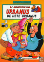 Comics - Urbanus [Linthout] - De hete Urbanus