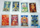Board games - Tarot - Aleister Crowley Thoth Tarot