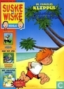 Comic Books - Suske en Wiske weekblad (tijdschrift) - 1998 nummer  36