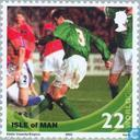 Postage Stamps - Man - World Cup