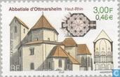 Postzegels - Frankrijk [FRA] - Klooster Ottmarsheim
