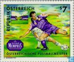 Postage Stamps - Austria [AUT] - Football Camp: FK Austria-Memphis