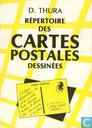 Comics - Répertoire des cartes postales dessinées - Répertoire des cartes postales dessinées