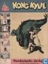 Bandes dessinées - Kong Kylie (tijdschrift) (Deens) - 1951 nummer 5
