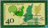 Postage Stamps - Germany, Federal Republic [DEU] - Eduard Mörike (1804-1875)