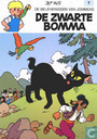 Comic Books - Jeremy and Frankie - De zwarte bomma