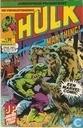 Bandes dessinées - Hulk - De verbijsterende Hulk tegen Man-Thing