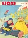 Strips - Sjors van de Rebellenclub (tijdschrift) - 1968 nummer  28
