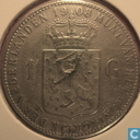 Coins - the Netherlands - Netherlands 1 gulden 1908