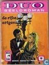 Bandes dessinées - Duo Beeldroman (tijdschrift) - De rijke erfgename
