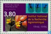 Postage Stamps - France [FRA] - I.N.R.A. (Institut National de la Recherche agronomique)