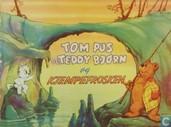 Comics - Bommel und Tom Pfiffig - Tom Pus og Teddy Bjørn og Kjempefrosken