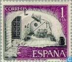 Timbres-poste - Espagne [ESP] - Tourisme