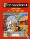 Comic Books - Spookjes, De - Rotzooi in Zoeteleven