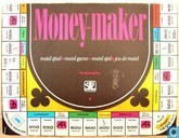 Board games - Money Maker - Money Maker