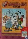 Bandes dessinées - Samson & Gert krant (tijdschrift) - Nummer  67