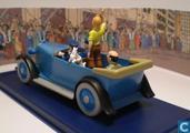 """Modelauto's  - Atlas - De paradewagen van """"Kuifje in Amerika"""""""