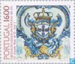 Postage Stamps - Portugal [PRT] - Tiles