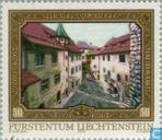 Briefmarken - Liechtenstein - Fürst Franz Josef II. Regierungszeit