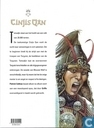 Comic Books - Cinjis Qan - De woede van de blauwe wolf