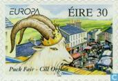Postage Stamps - Ireland - Europe – Festivals and national Celebrations