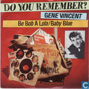 Vinyl records and CDs - Gene Vincent and his Blue Caps - Be Bop a Lula
