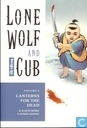 Strips - Lone Wolf and Cub - Lanterns for the dead