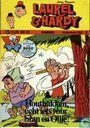 Strips - Laurel en Hardy - stan's nichtje