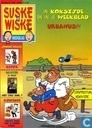 Comics - Suske en Wiske weekblad (Illustrierte) - 1998 nummer  31